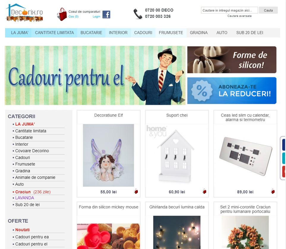 decorix_homepage