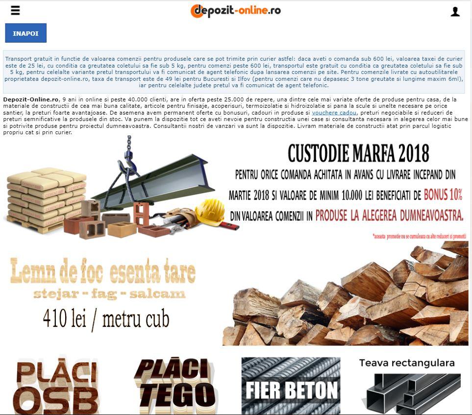 depoztonline_homepage