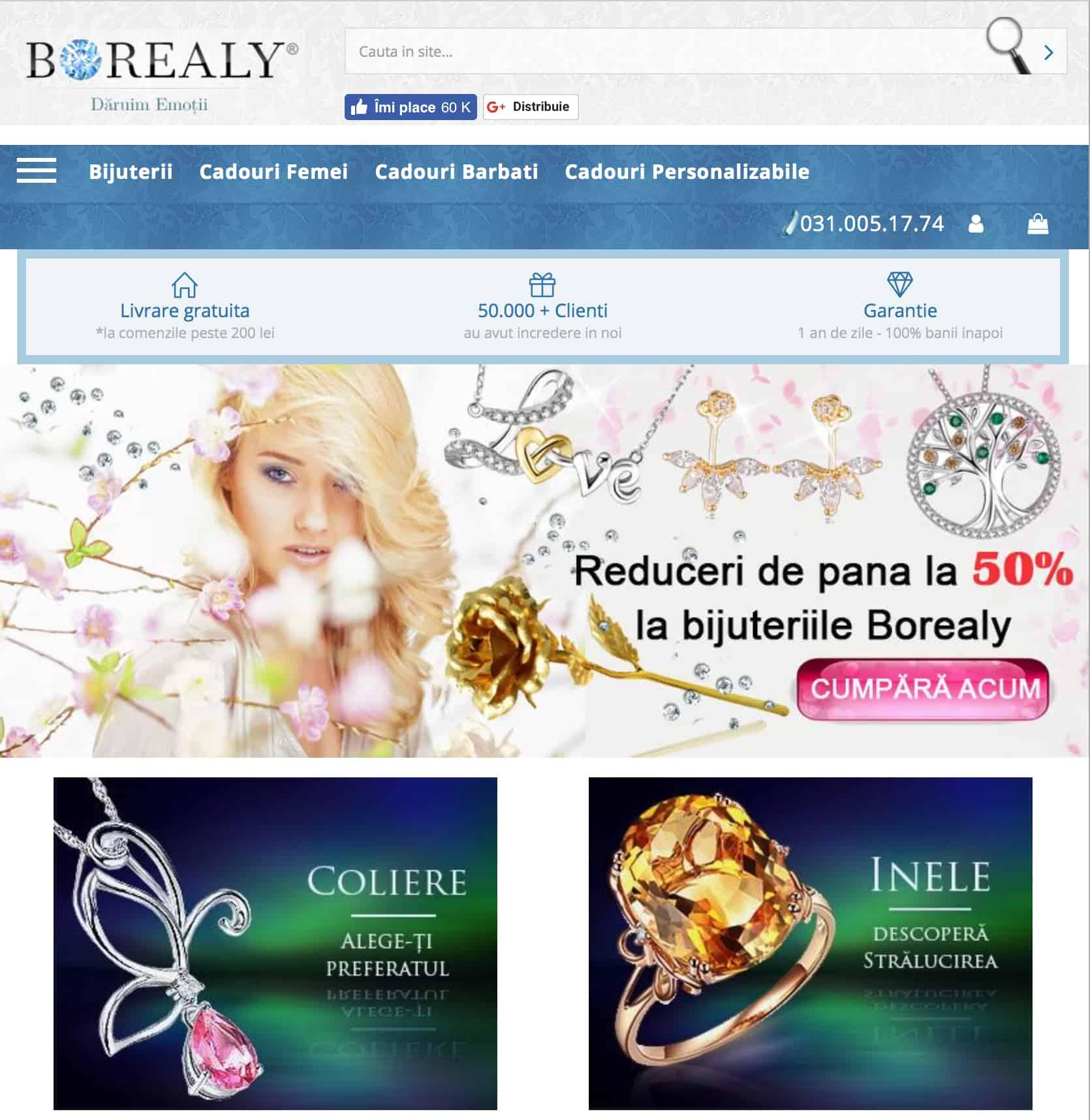 borealy_homepage