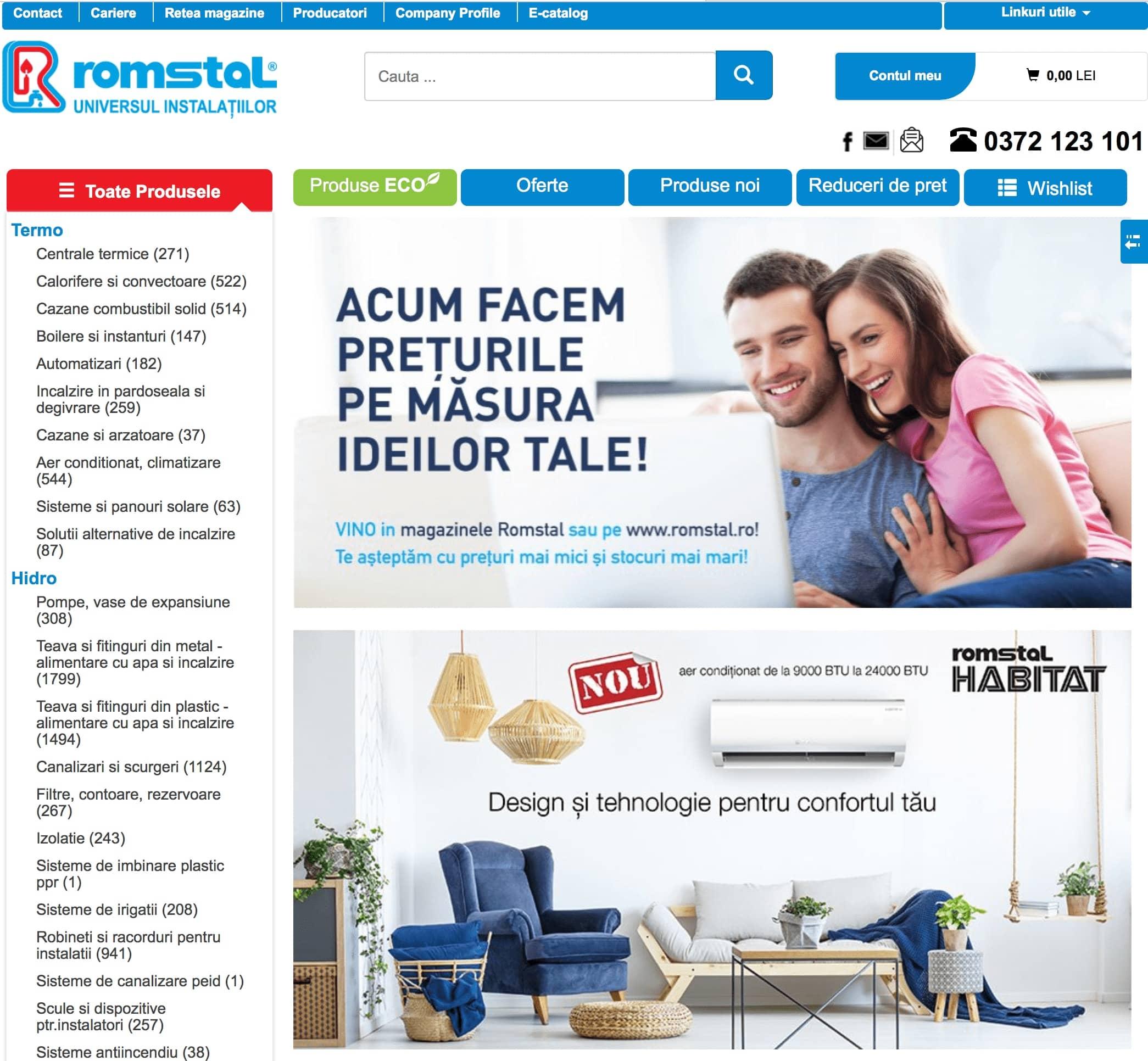 romstal_homepage