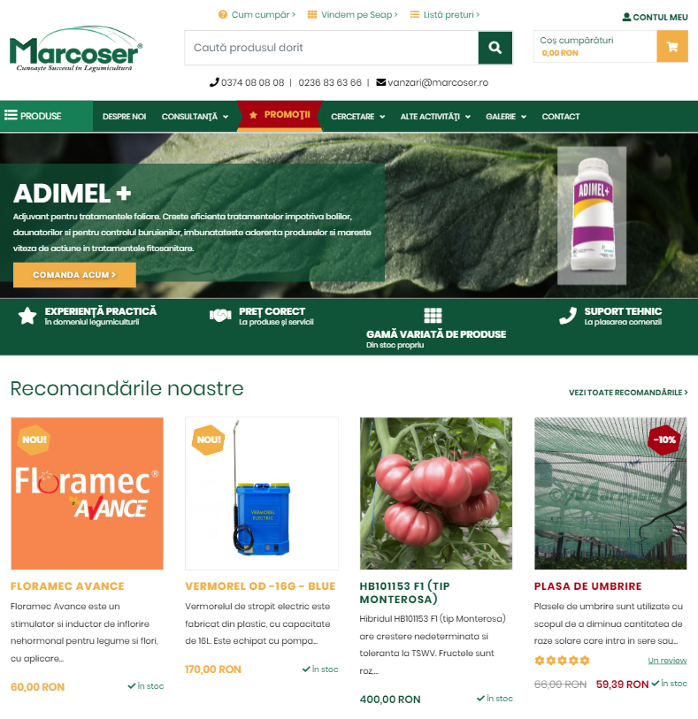 marcoser-homepage
